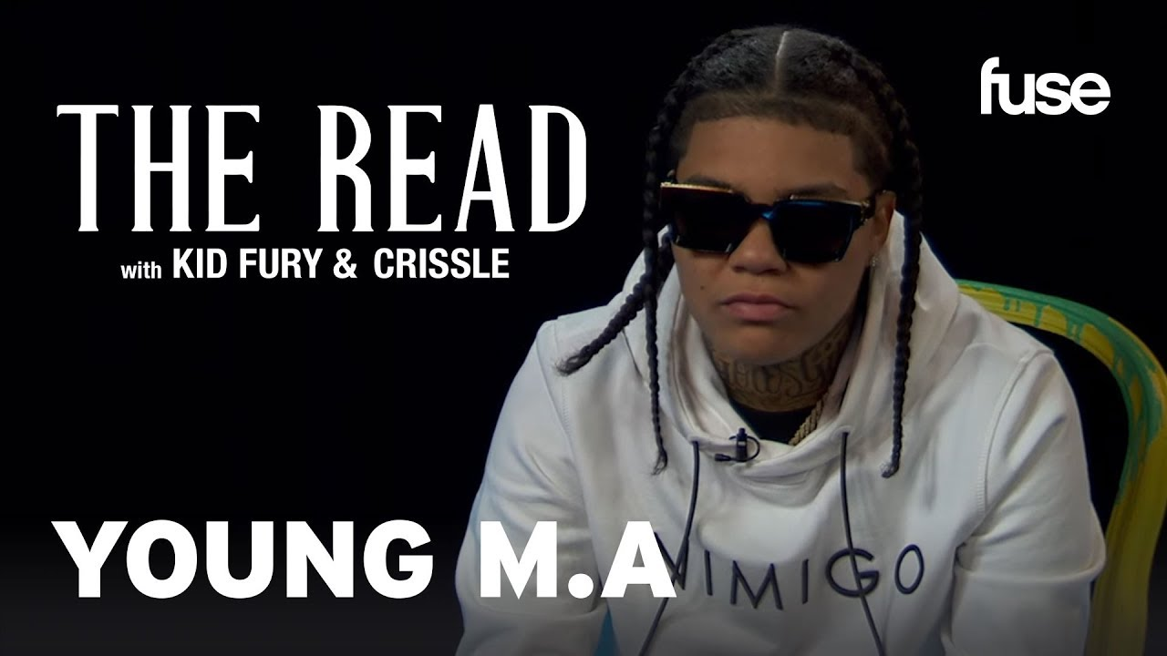 Young M.A takes Shots with Kid Fury and Crissle   The Read with Kid Fury & Crissle   Fuse