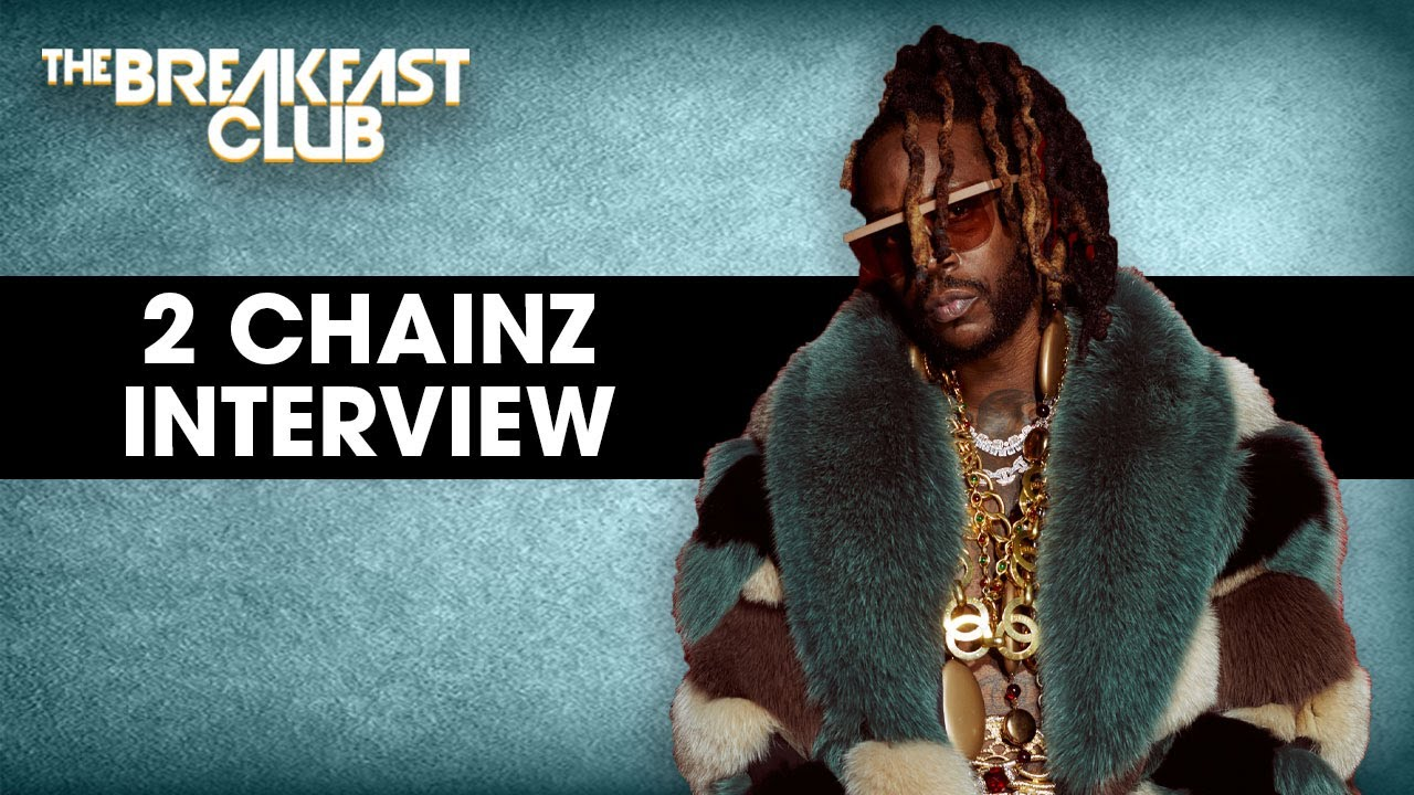 2 Chainz Talks New Music, Political Differences With Kanye West, Connecting With Obama, Jay-Z + More