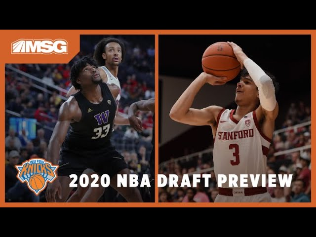 2020 NBA Draft: Who Will Knicks Take With 27th Pick? | New York Knicks