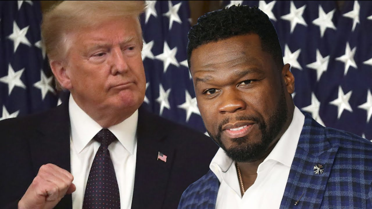 50 Cent Endorses Trump … And Gets Roasted On Twitter!