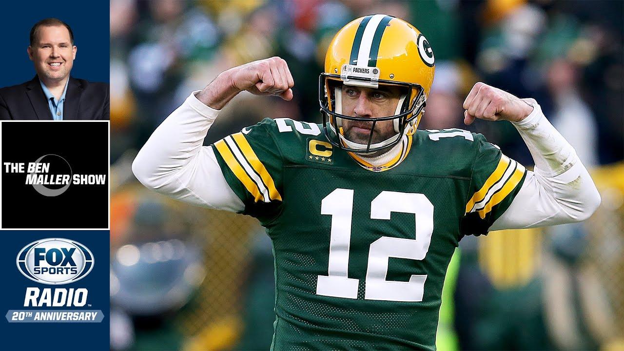 Aaron Rodgers Takes Shot At Packers GM For Drafting Jordan Love – Ben Maller