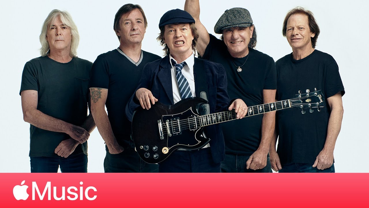 AC/DC: 'POWER UP' and the Legacy of Malcolm Young | Apple Music