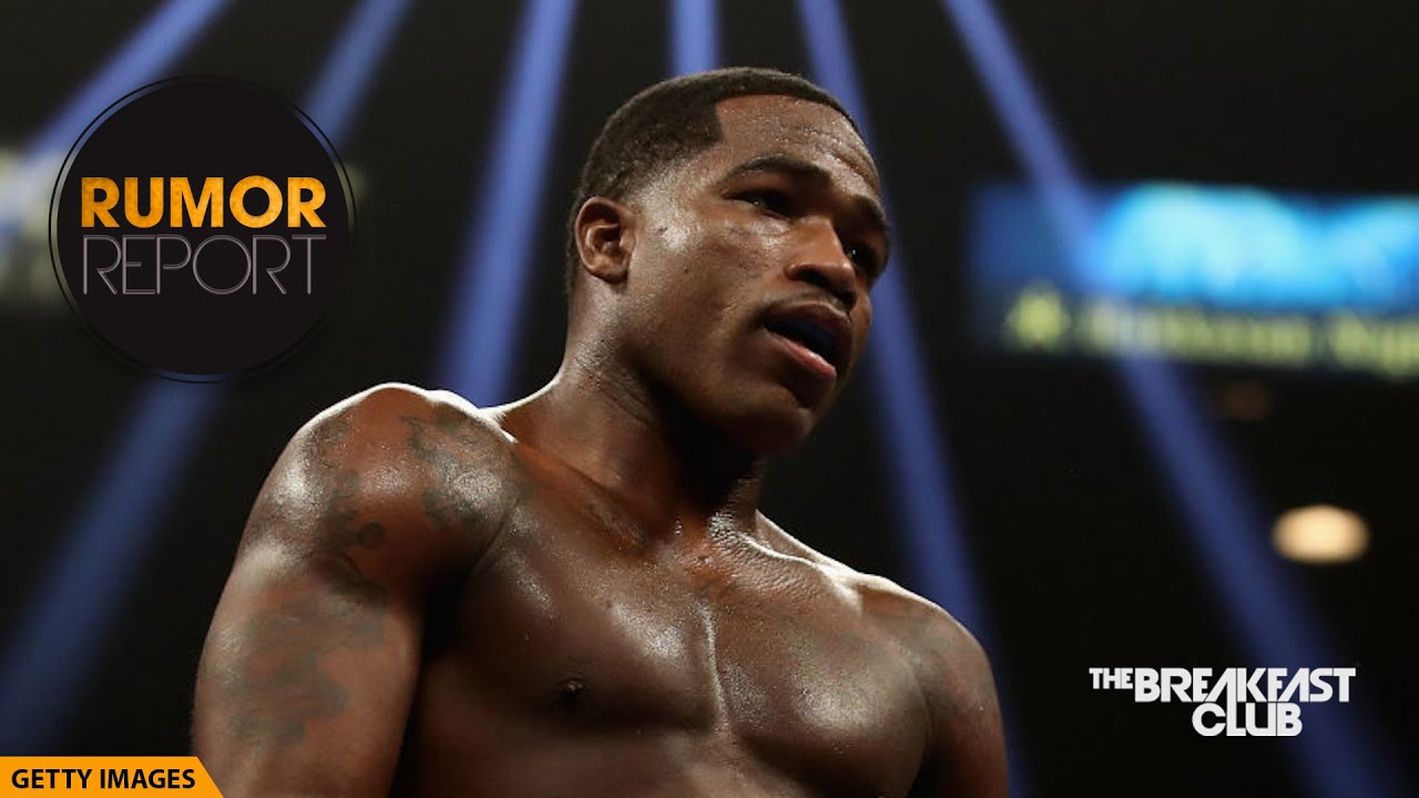 Adrien Broner Faces Judge After Flaunting Money On IG