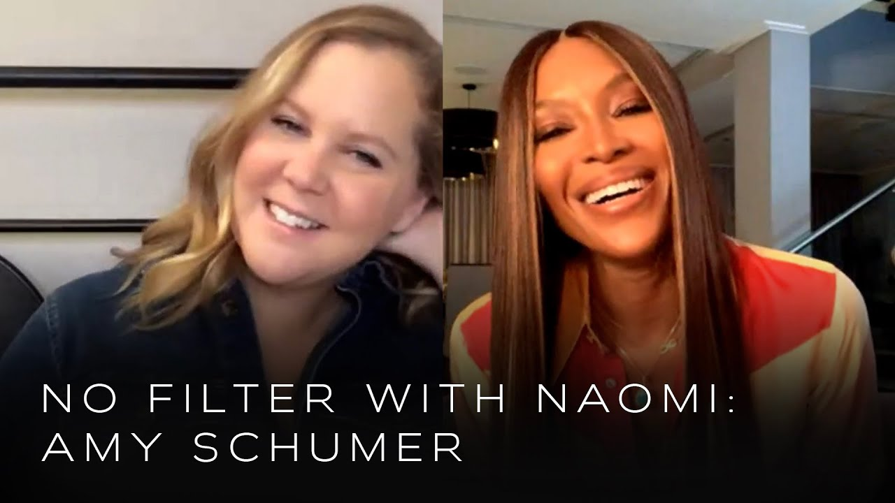 Amy Schumer on Being a Female in Comedy and her Recent Pregnancy | No Filter with Naomi