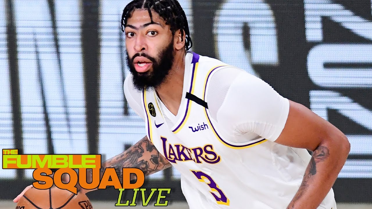 Anthony Davis Signs MASSIVE $190m Deal With Lakers, Is He Worth The Price? | Fumble Live