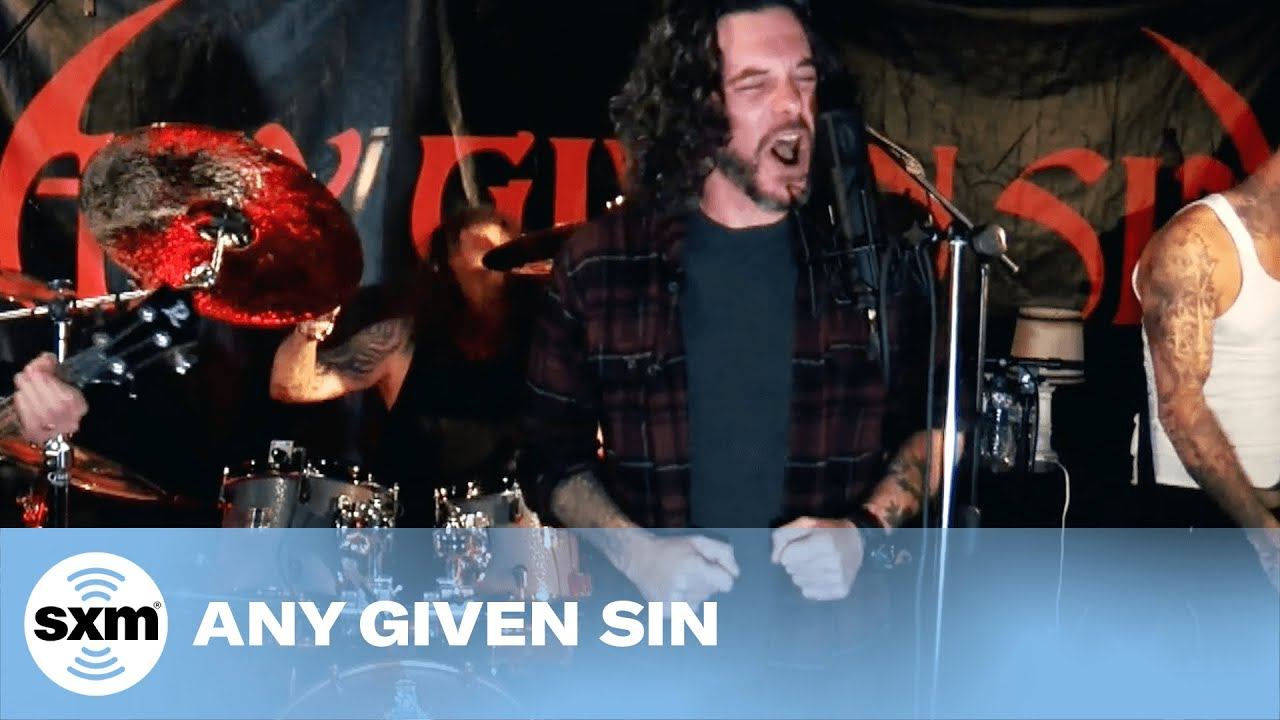 Any Given Sin – Insidious [Live for SiriusXM] | Next Wave Virtual Concert Series