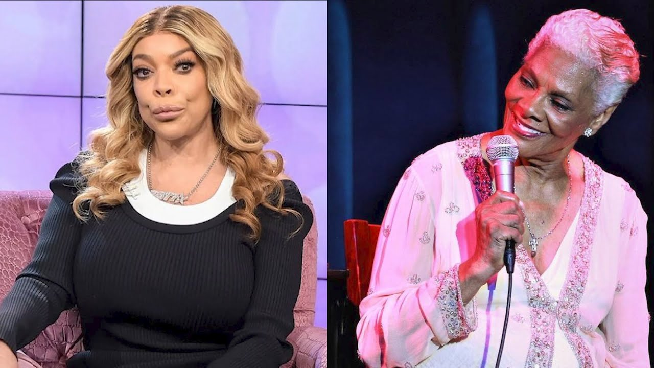 Apparently There's A Wendy Williams vs. Dionne Warwick Beef Brewing…