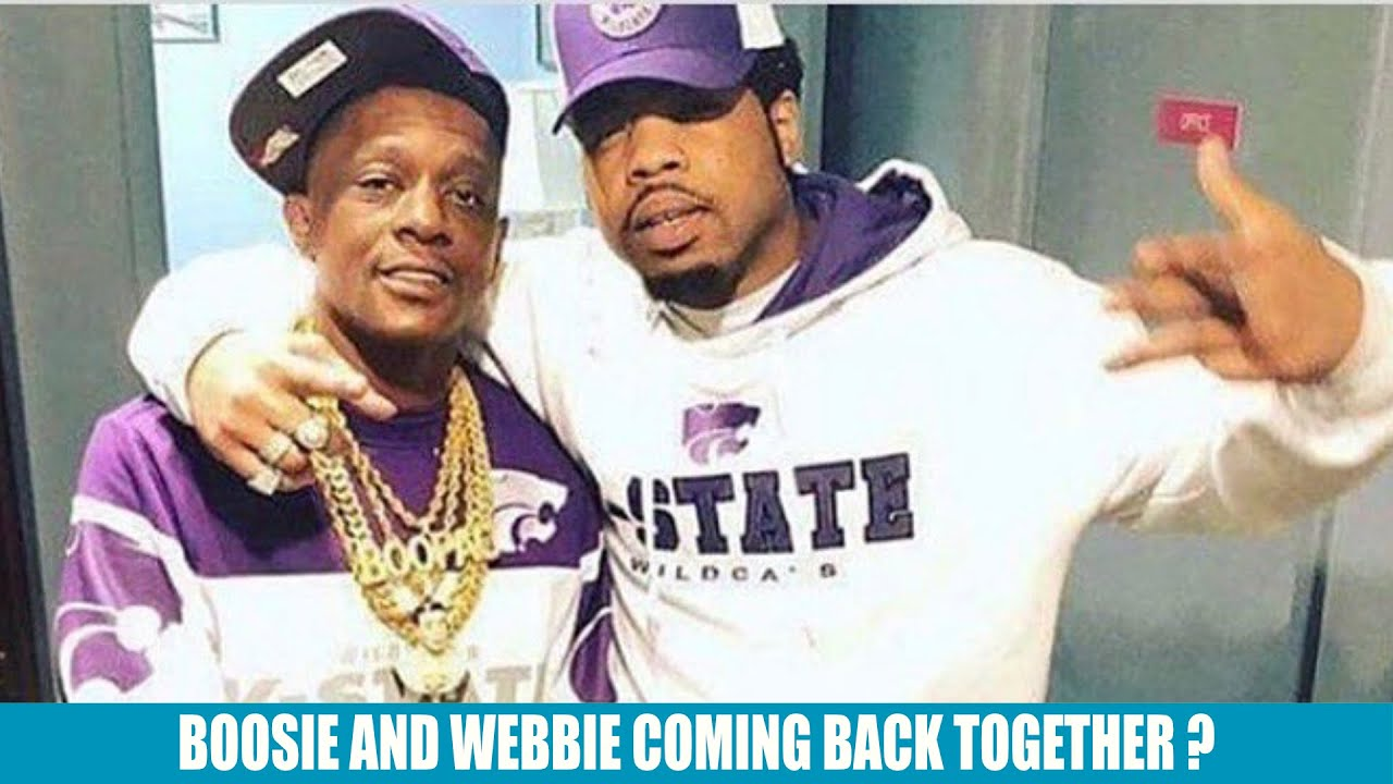 ARE BOOSIE AND WEBBIE COMING BACK TOGETHER ?