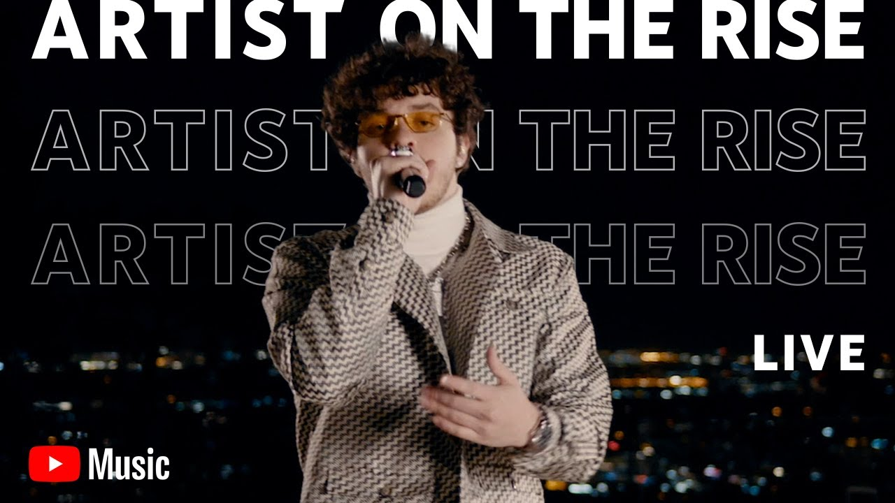 Artist on the Rise LIVE with Jack Harlow
