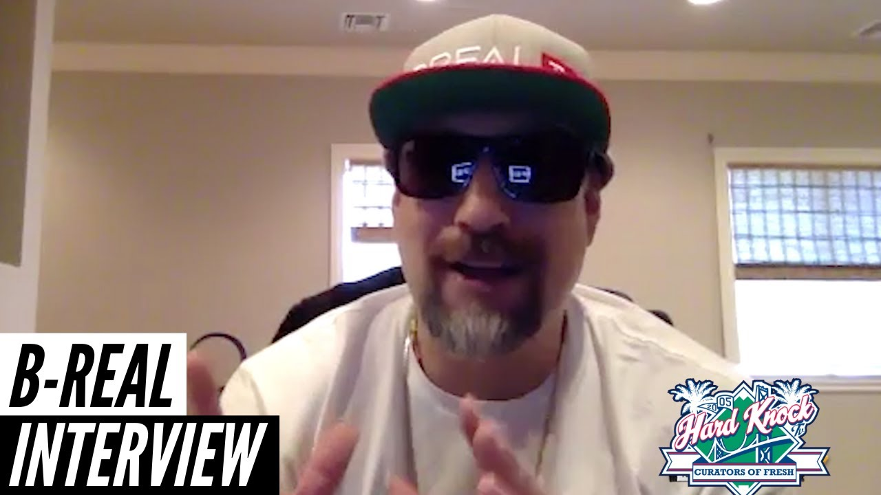 B-Real on Latinos in Hip Hop, Cardi B, Snoop, Dr Dre, Eminem, Boo Yaa Tribe, New Album, Scott Storch