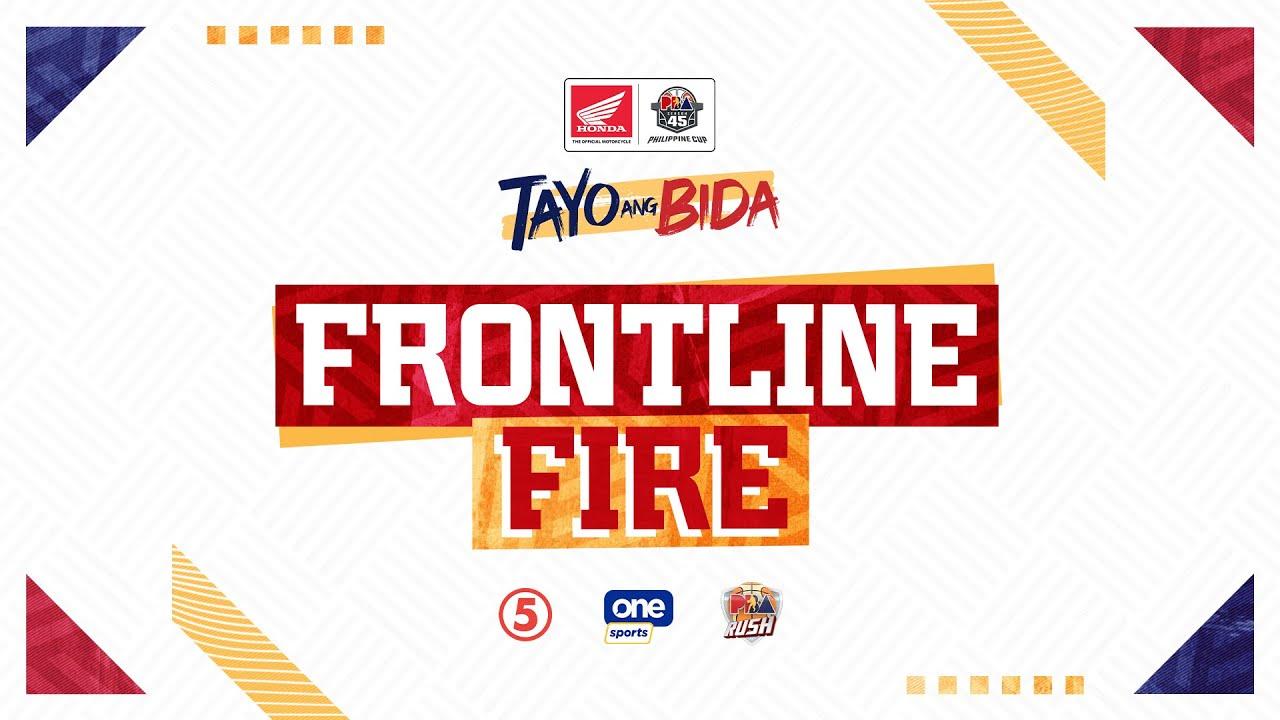 Bida Highlights: Frontline Fire   PBA Bubble Semifinals