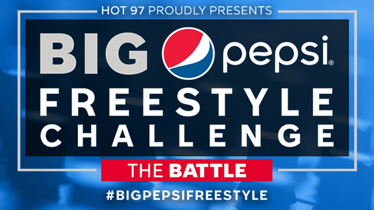 Big Pepsi Freestyle Challenge — The Battle