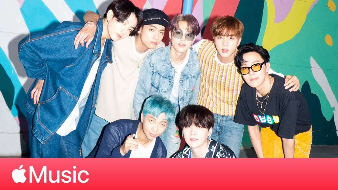 "BTS: Behind ""Dynamite,"" Album Teasers, and the Importance of Friendship 