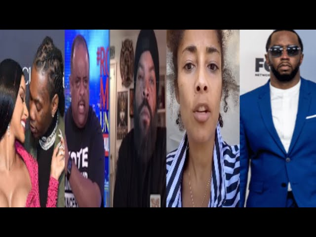 Cardi Back w/Offset~Amanda Seales goes off~Ice Cube's Republican drama+Diddy's new political party