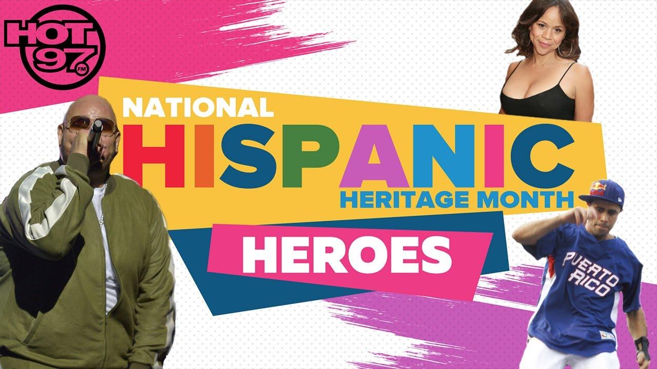 Celebrating Iconic Latinx Figures & Heroes | Hispanic Heritage Month