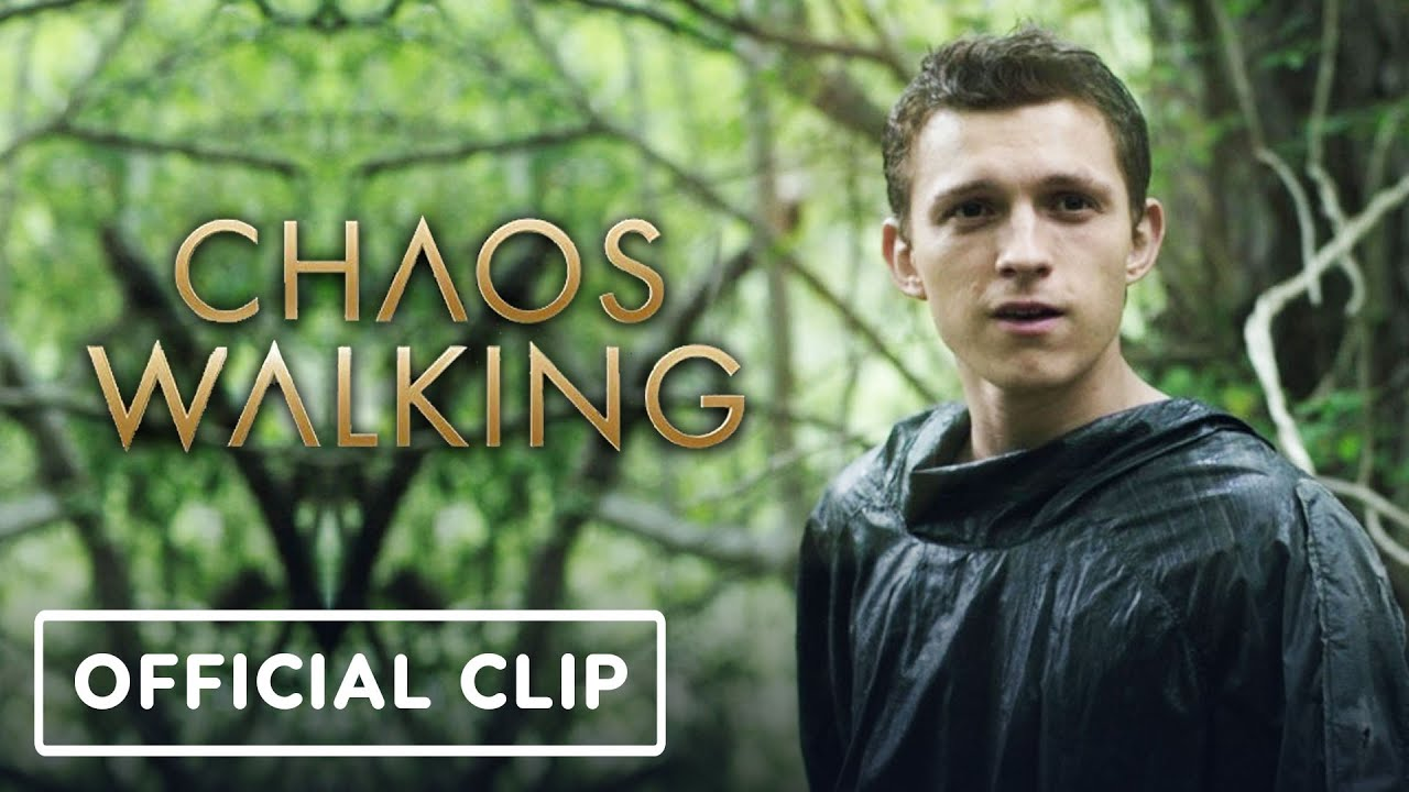 Chaos Walking: Official Clip (2021) – Tom Holland, Daisy Ridley