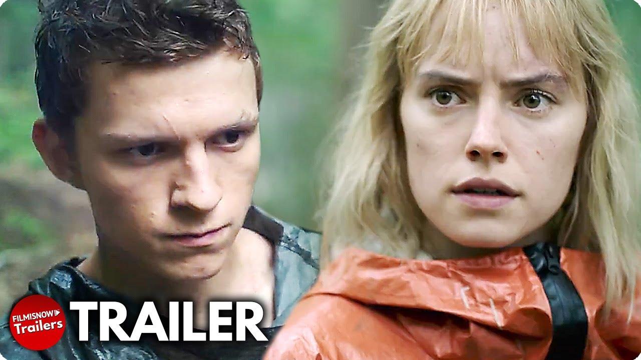 CHAOS WALKING Trailer (2021) Tom Holland, Daisy Ridley Movie