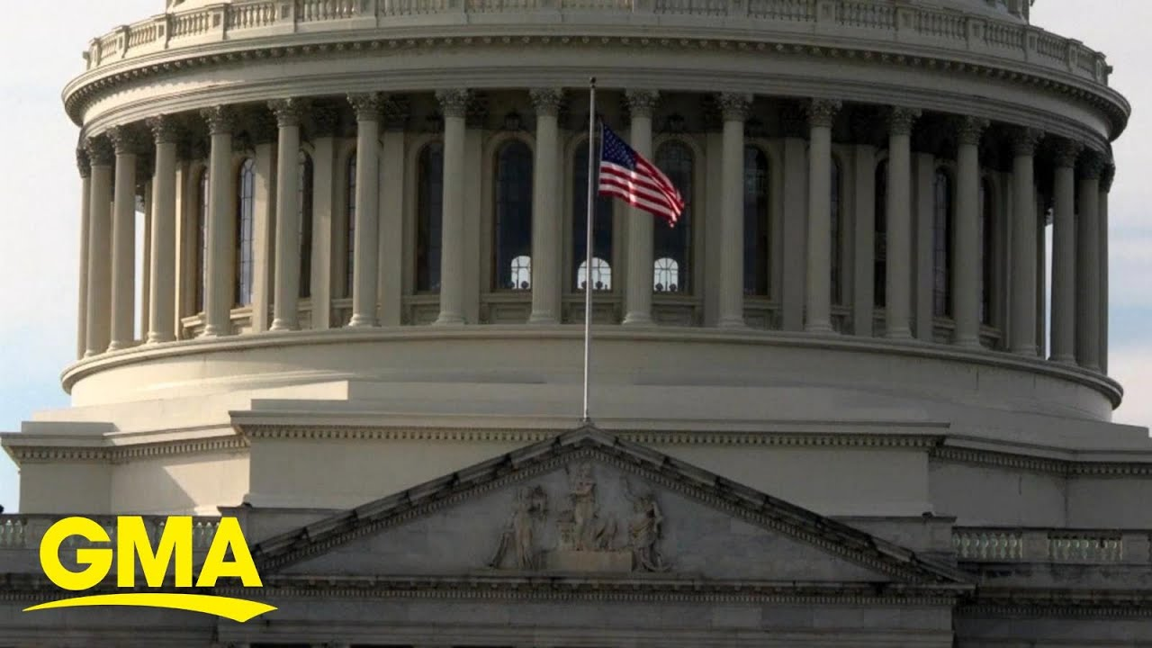 Congress headed back to Washington to avert government shutdown   GMA