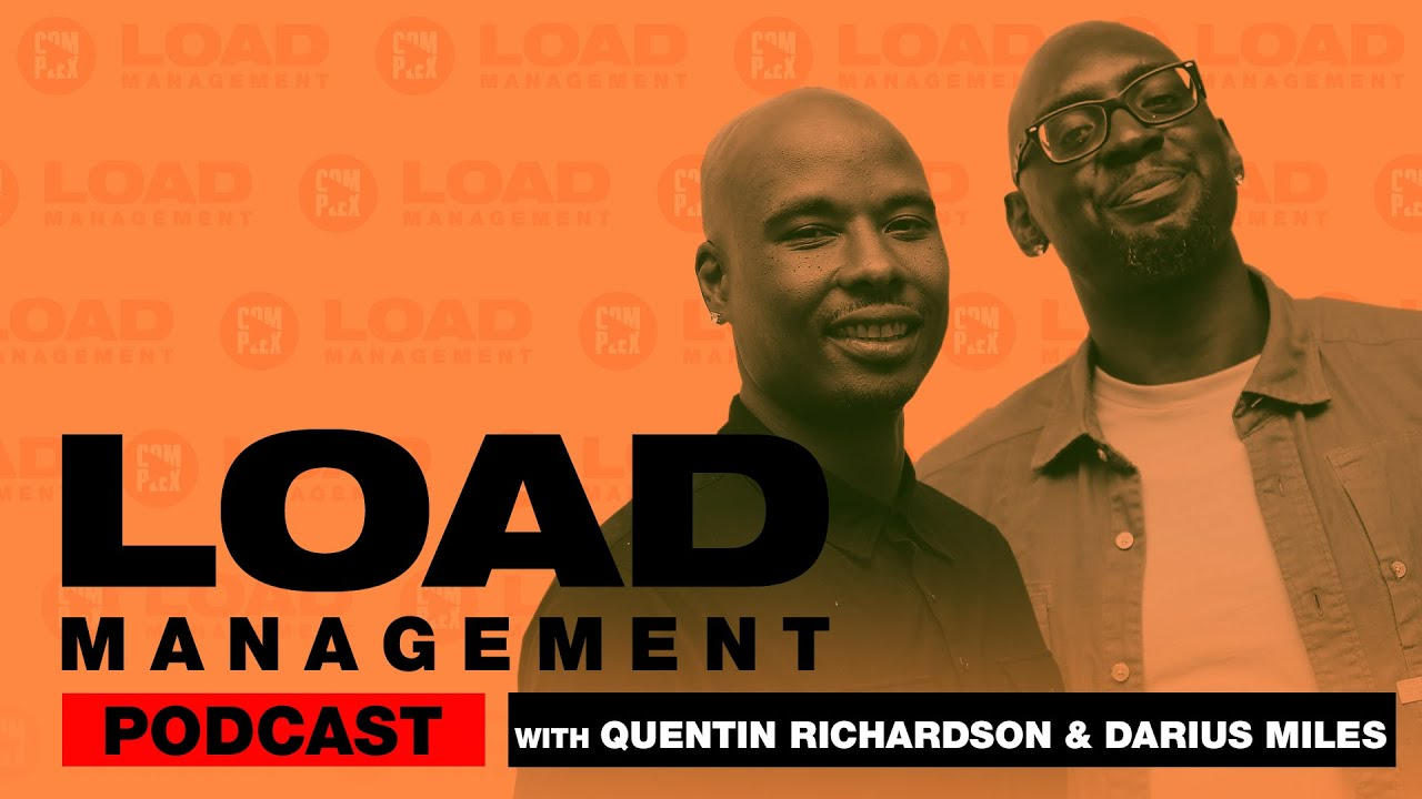 Darius Miles & Quentin Richardson Say Nets Are the East Team to Beat | Load Management Podcast