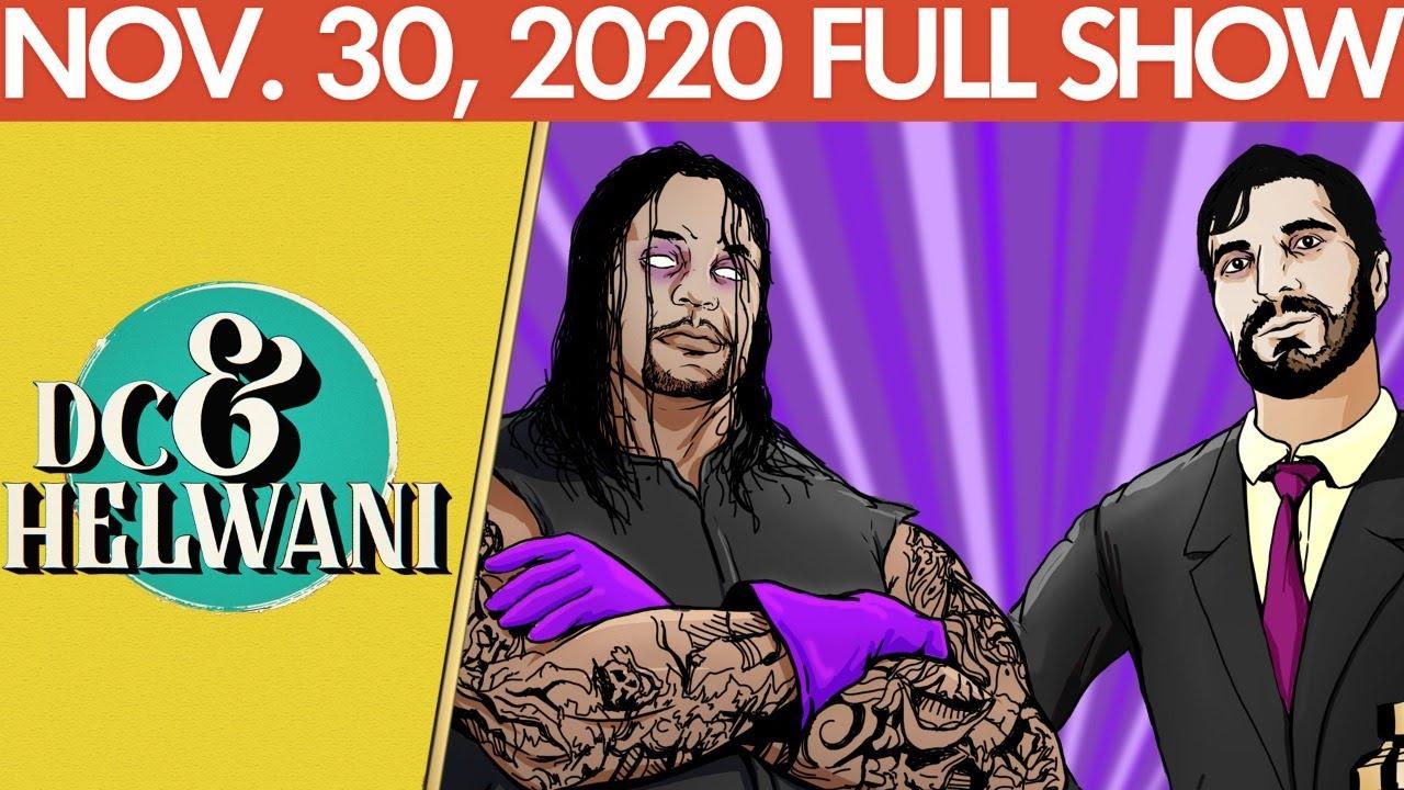 DC & Helwani (November 30, 2020) | ESPN MMA