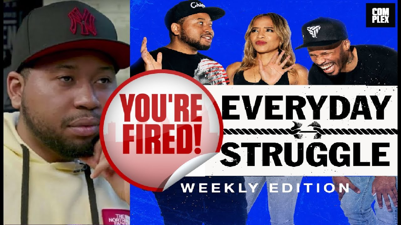 """Dj Akademiks SAYS He Will Be LEAVING Complex Everyday Struggle! """"YOU'RE FIRED"""""""