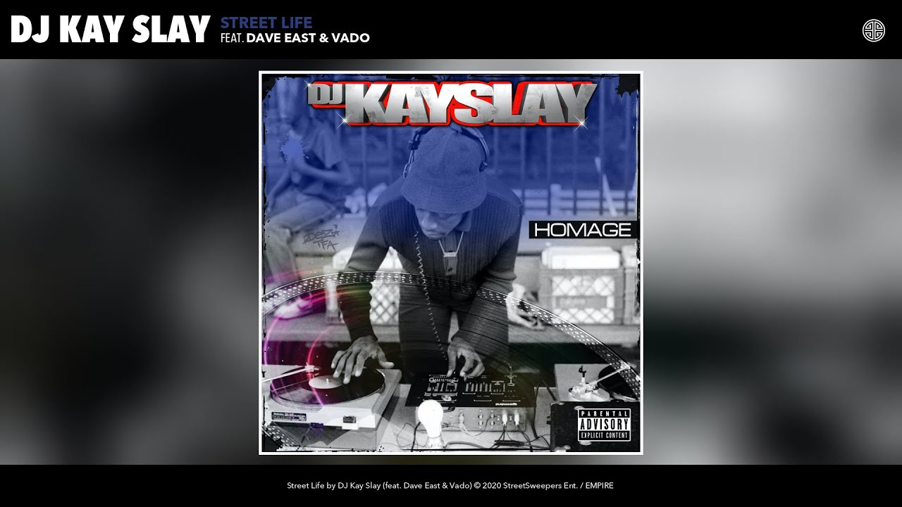 DJ Kayslay – Street Life ft. Dave East x Vado [AUDIO]