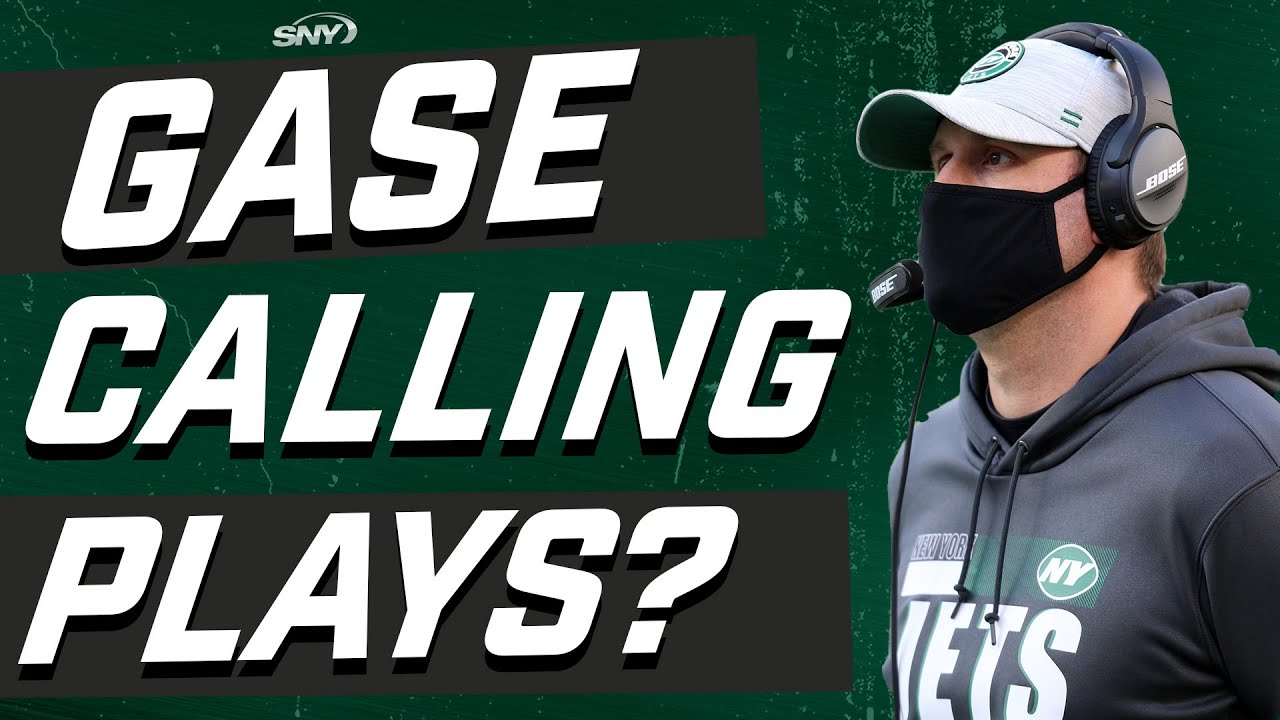 Does it really matter whether or not Adam Gase is calling plays at this point? | New York Jets | SNY