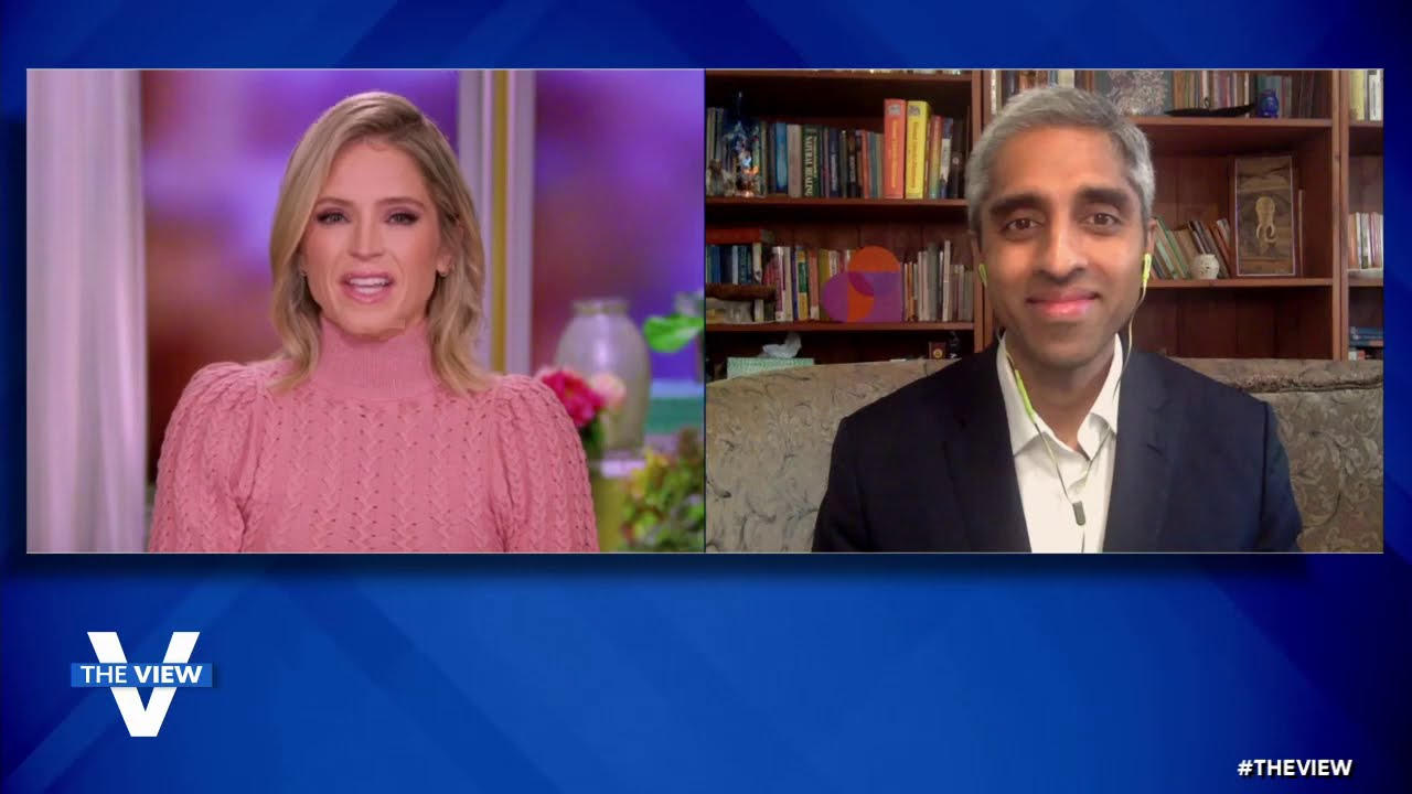 Dr. Vivek Murthy Says U.S. Needs a National System Alert for COVID-19 | The View