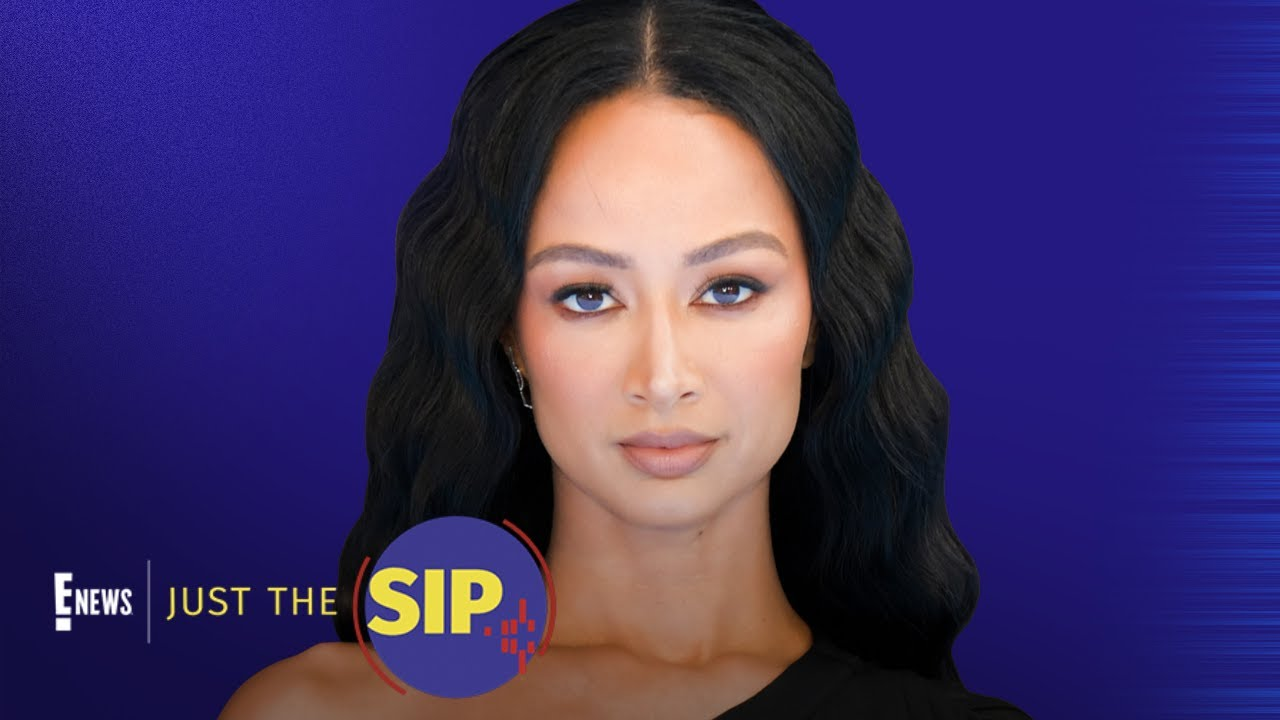Draya Michele on Her Man, Money & Breaking the Mold   Just The Sip   E! News