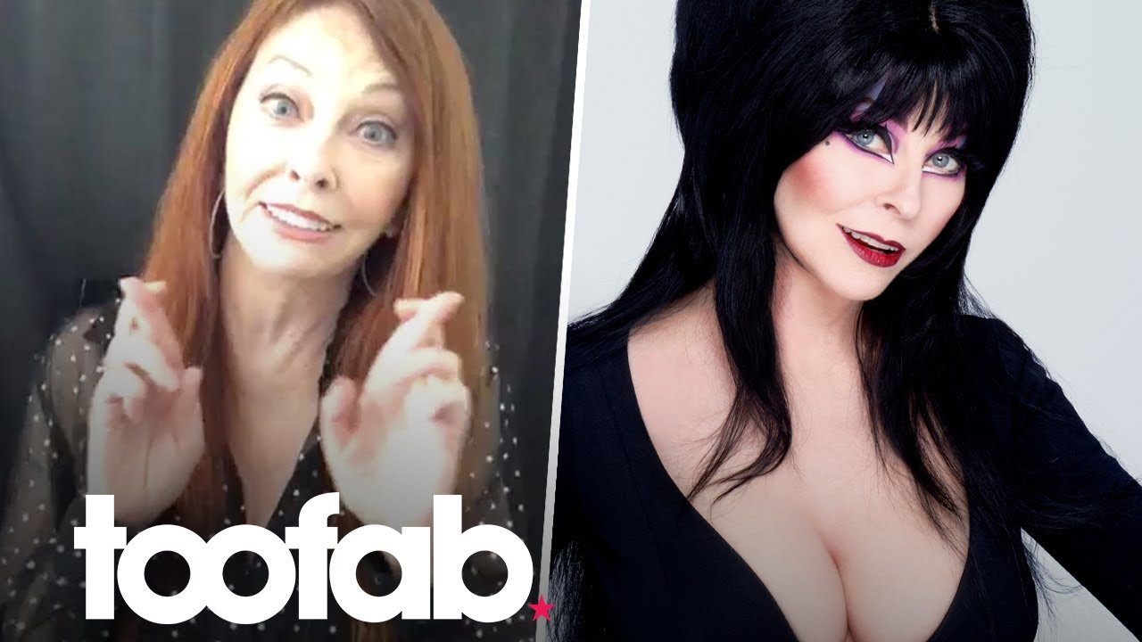 Elvira Reveals What's Left on Her Bucket List   toofab