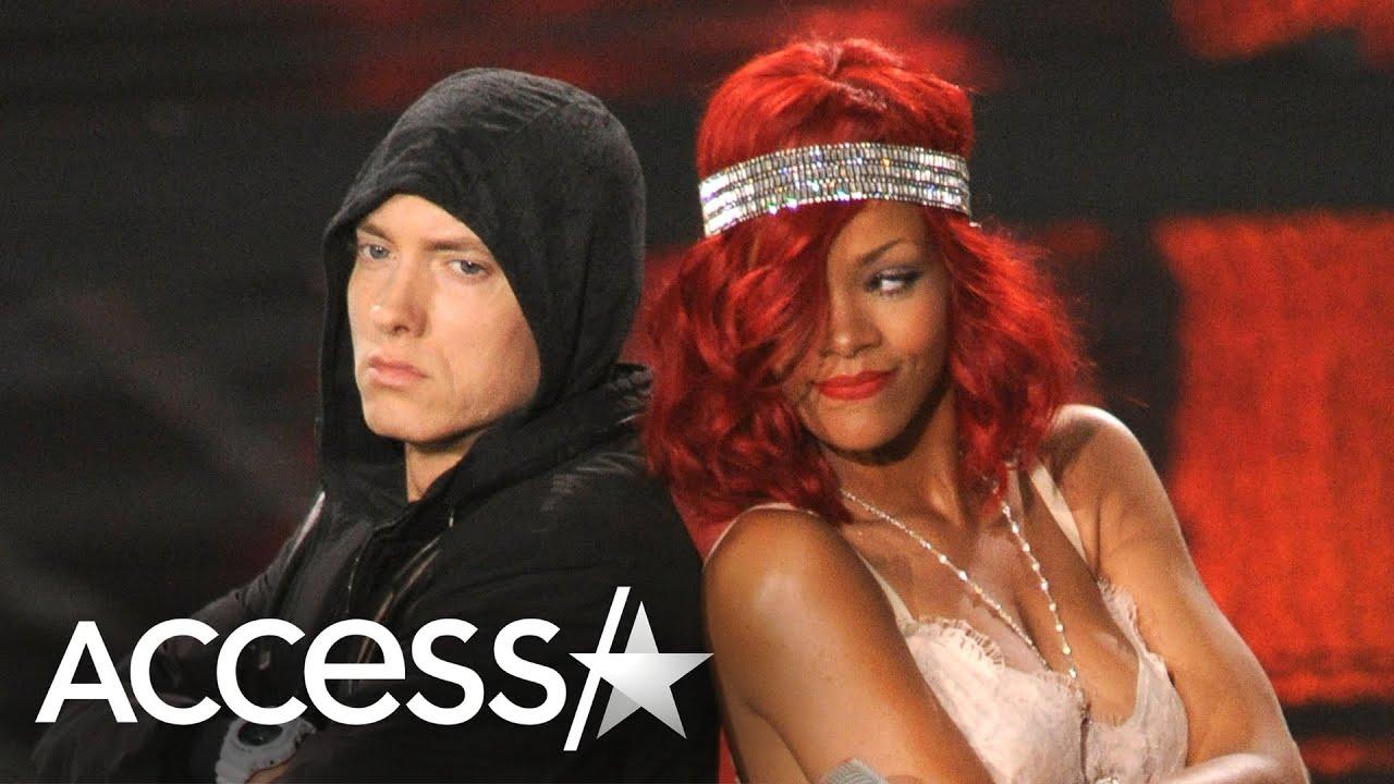 Eminem Apologizes To Rihanna On Surprise New Album