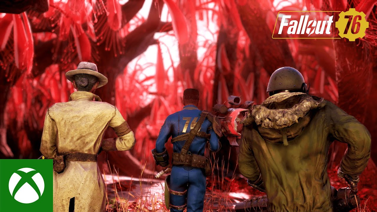 """Fallout 76: The Game Awards 2020 """"Year in Review"""" Trailer"""