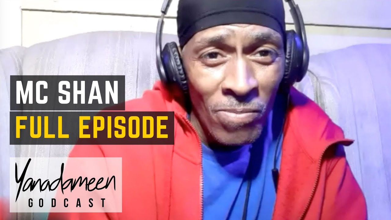 Godcast Episode 144: MC Shan