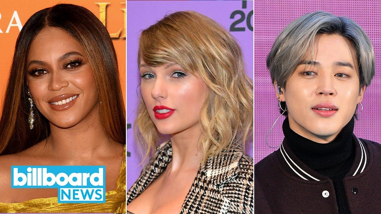 Grammy Nominees 2021: Beyonce, BTS, Taylor Swift, Dua Lipa, Megan Thee Stallion | Billboard News