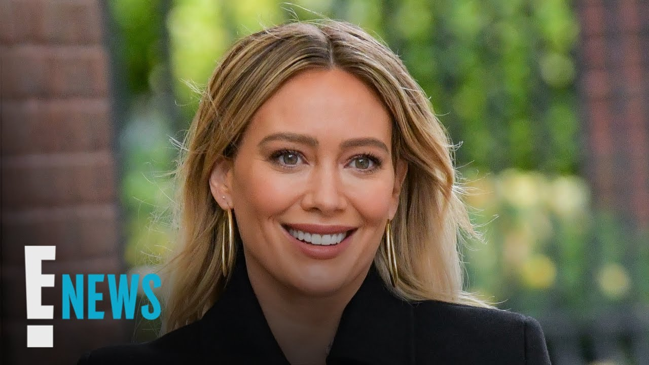 "Hilary Duff Confirms ""Lizzie McGuire"" Reboot Is Dead   E! News"