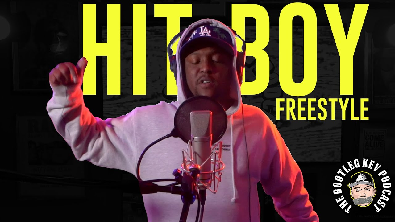 Hit-Boy Grammy Nomination Freestyle! WOW! (Bootleg Kev Freestyle #5)