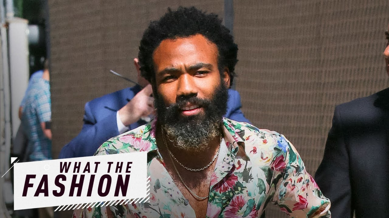 Is Donald Glover's Looks in the Weeds?! | What the Fashion | S2, Ep. 18 | E! News