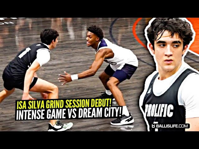 Isa Silva Is TOO CRAFTY!! INTENSE Battle vs Dream City Christian In Grind Session Debut!