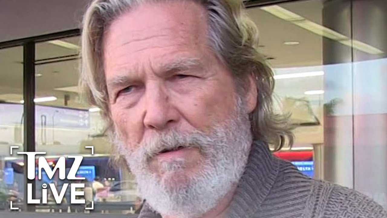 Jeff Bridges Says He's Diagnosed With Lymphoma, Getting Treatment | TMZ Live