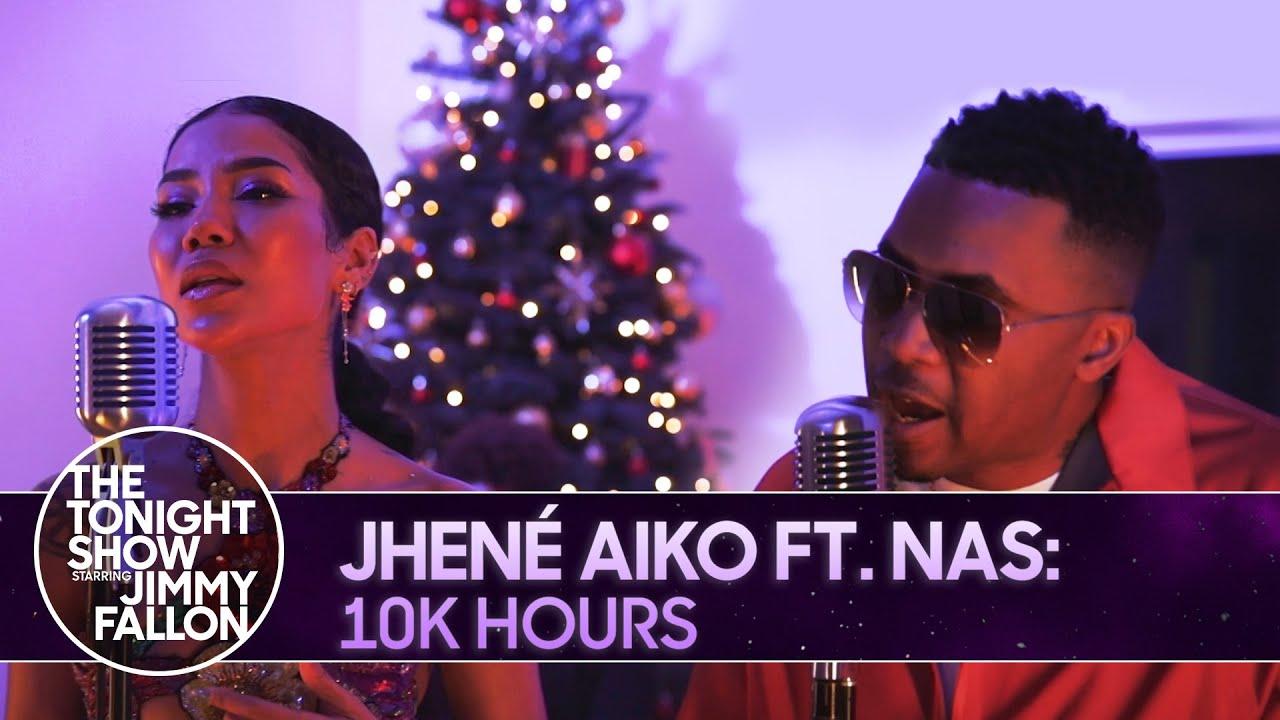 Jhené Aiko ft. Nas: 10k Hours