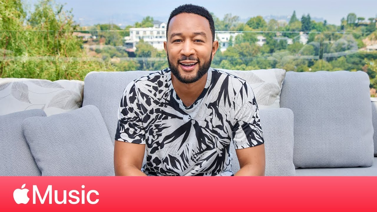 John Legend: 'Bigger Love,' Working With Jhené Aiko and Lauryn Hill, and His Legacy   Apple Music