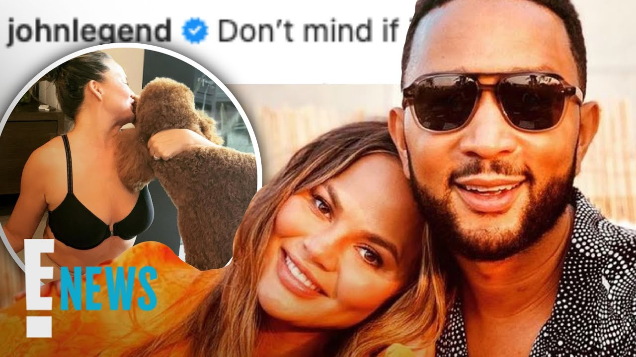 John Legend's NSFW Comment That Shocked Chrissy Teigen | E! News