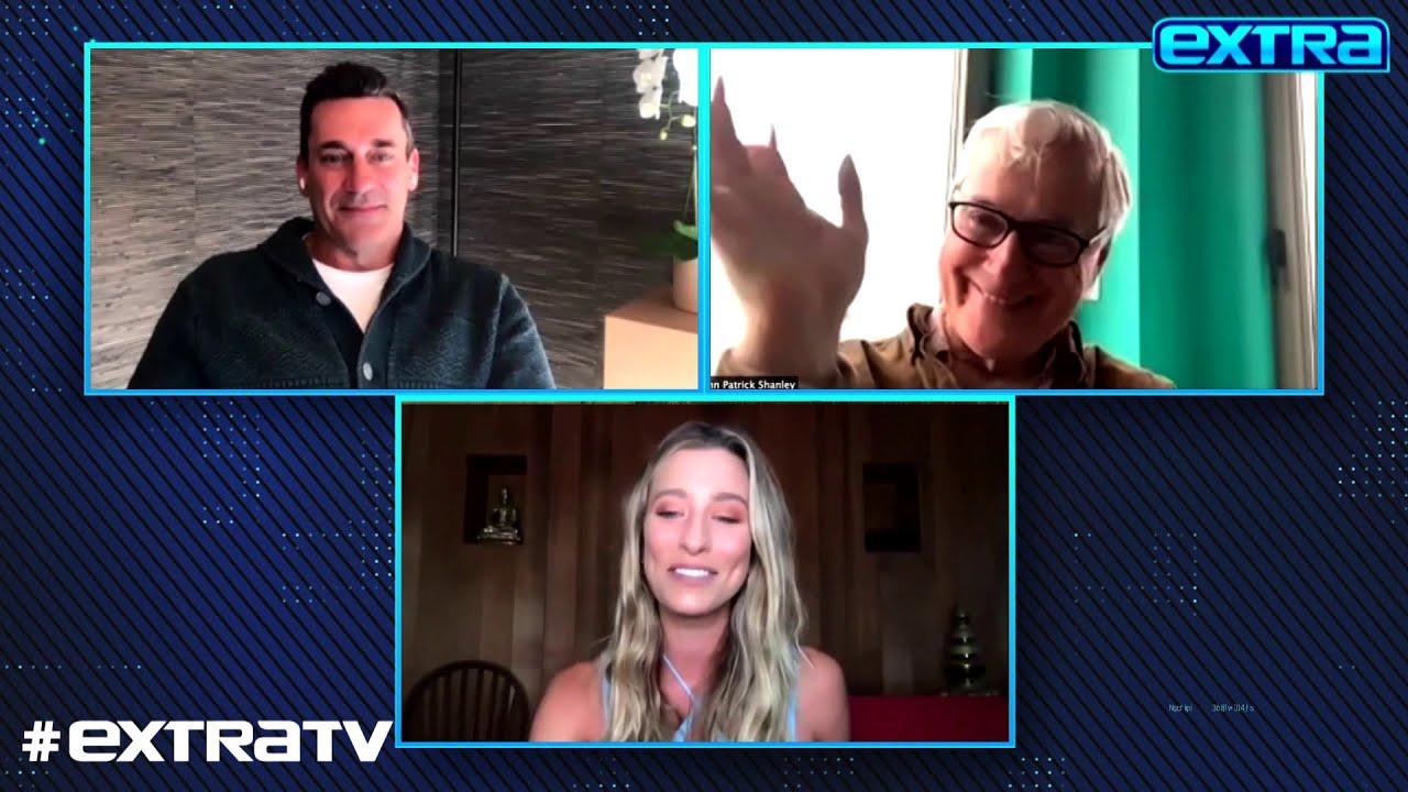 Jon Hamm Calls 'Top Gun: Maverick' a 'Visual High Five,' Plus: He Talks 'Wild Mountain Thyme'