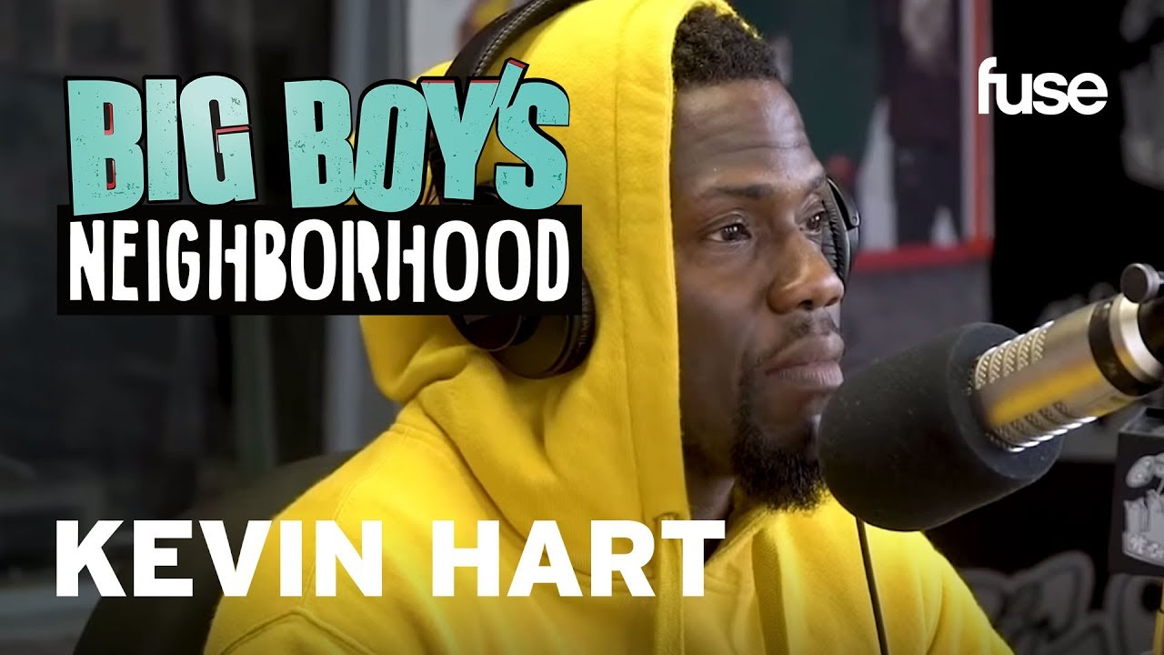Kevin Hart Plays 'Who'd You Rather?' | Big Boy x Fuse