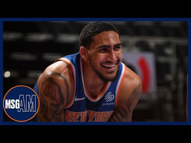 Knicks Fans Can See Potential From Obi Toppin's Preseason Performance | MSG AM