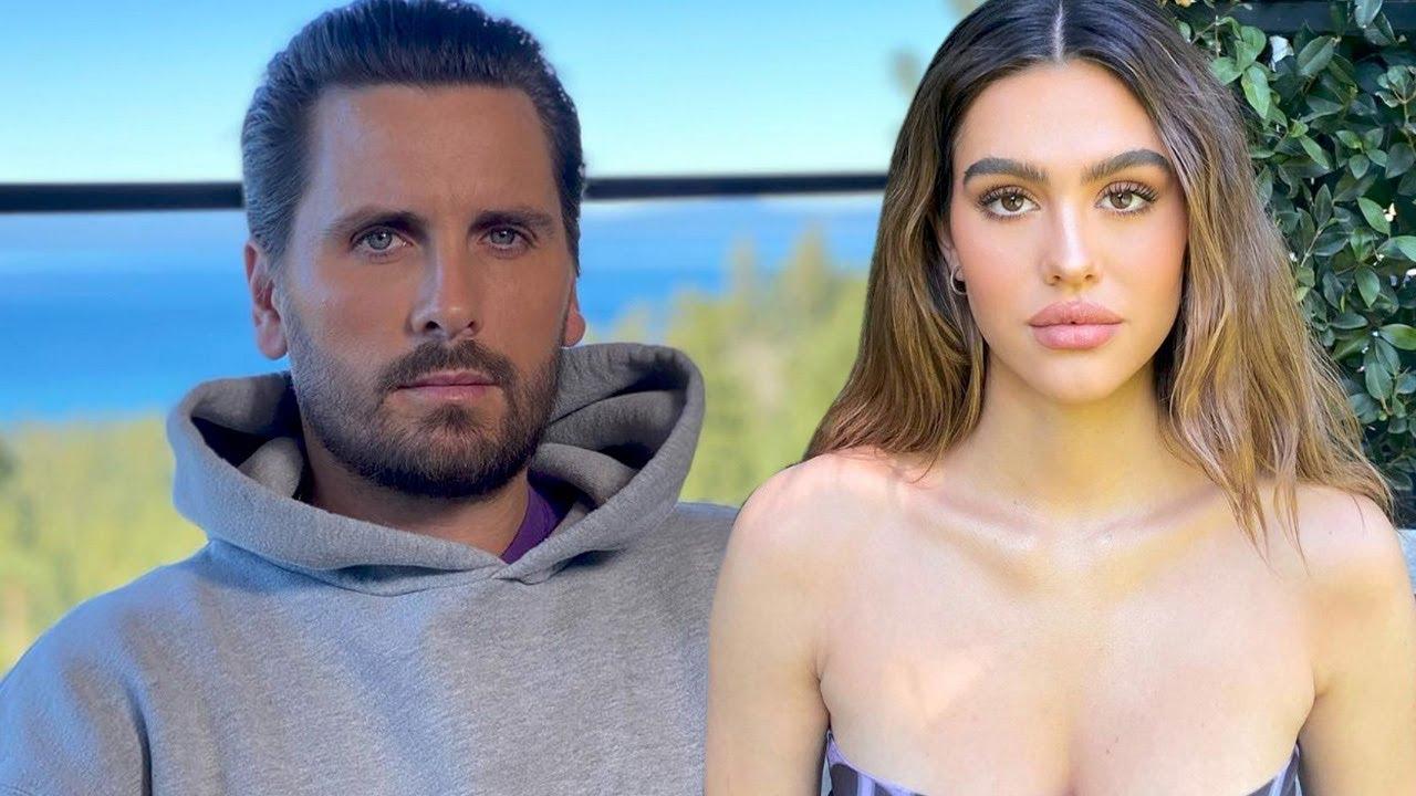 Kourtney Kardashian TRUSTS Scott Disick & His New Romance with Amelia Hamlin