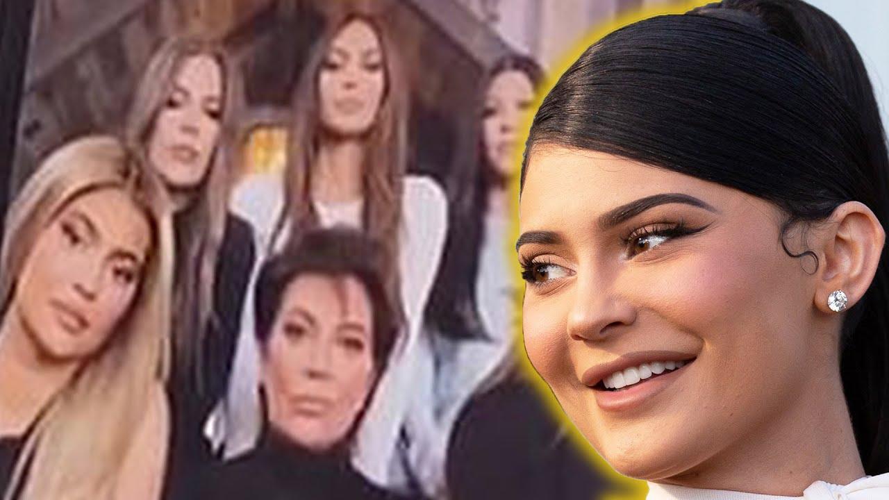 Kylie Jenner & The Kardashians Trick Justin Bieber, Travis Scott, & More Celebs In New Viral Video