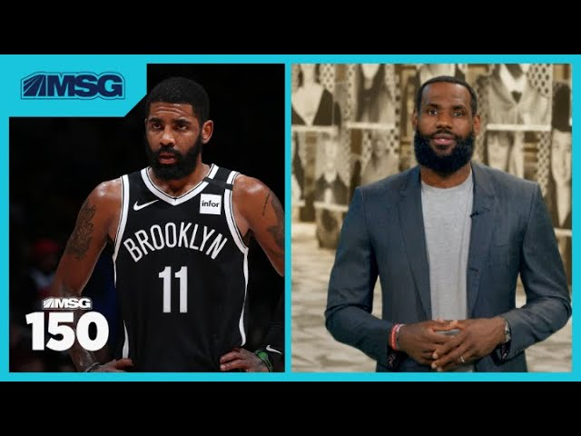 Kyrie vs. Lebron, Who Will The NBA Follow In Deciding to Return? | MSG 150