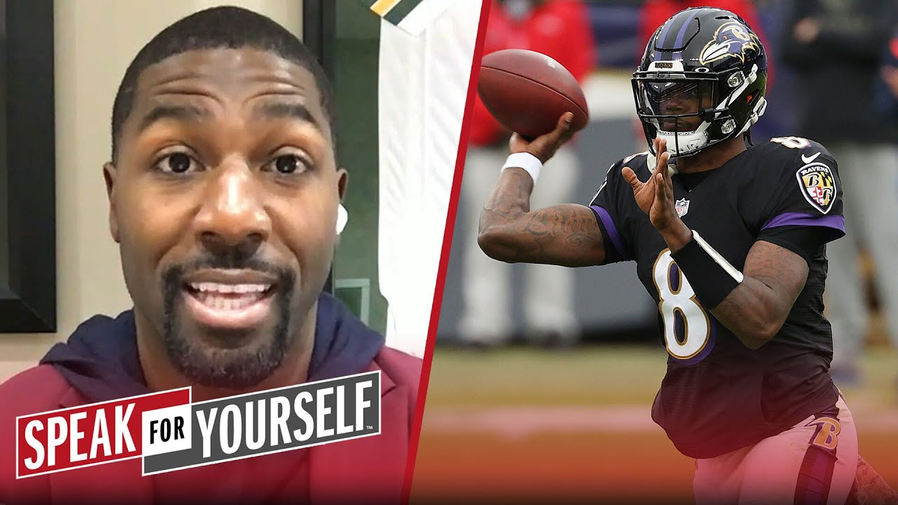 Lamar's Ravens are contenders because are their schedule — Greg Jennings | NFL | SPEAK FOR YOURSELF