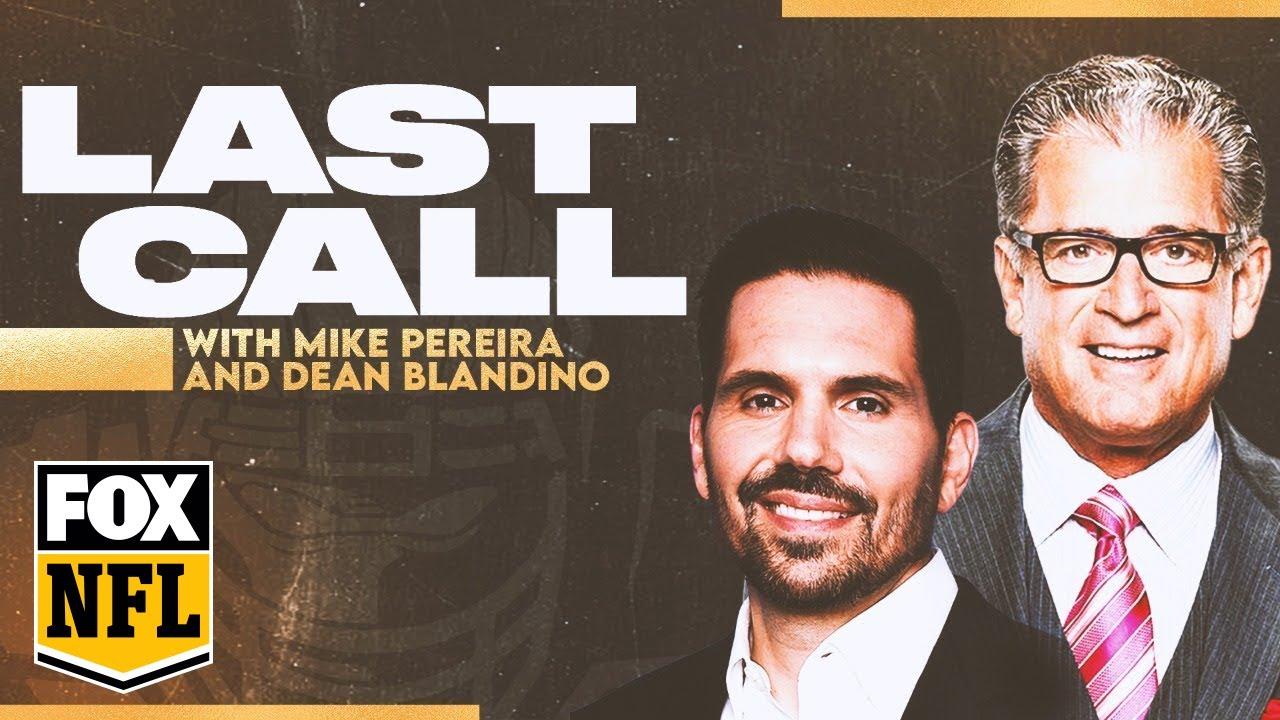 Last Call Week 10 | Mike Pereira and Dean Blandino